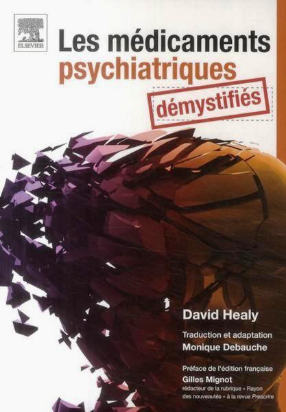 Les médicaments psychiatriques démystifiés