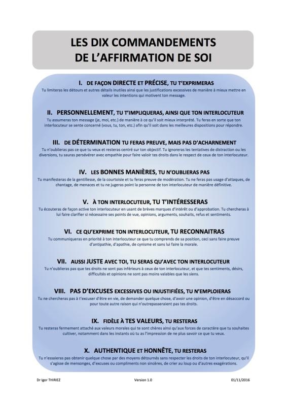les-10-commandements-de-laffirmation-de-soi